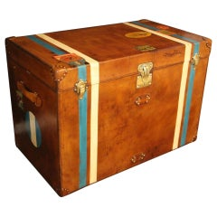 All Leather Etr Large Louis Vuitton Trunk