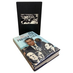 All the President's Men, Signed 1st Edition by Bob Woodward & Carl Bernstein