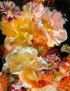 Allan Forsyth, AQUA FLORA X N°4, Statement Art, Submerged Art, Contemporary Art