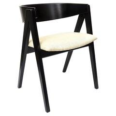 Allan Gould Compass Side Chair Mid-Century Modern