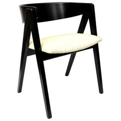 Allan Gould Compass Side Chair Mid-Century Modern