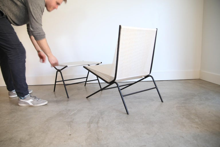 Allan Gould String Chair For Sale 1