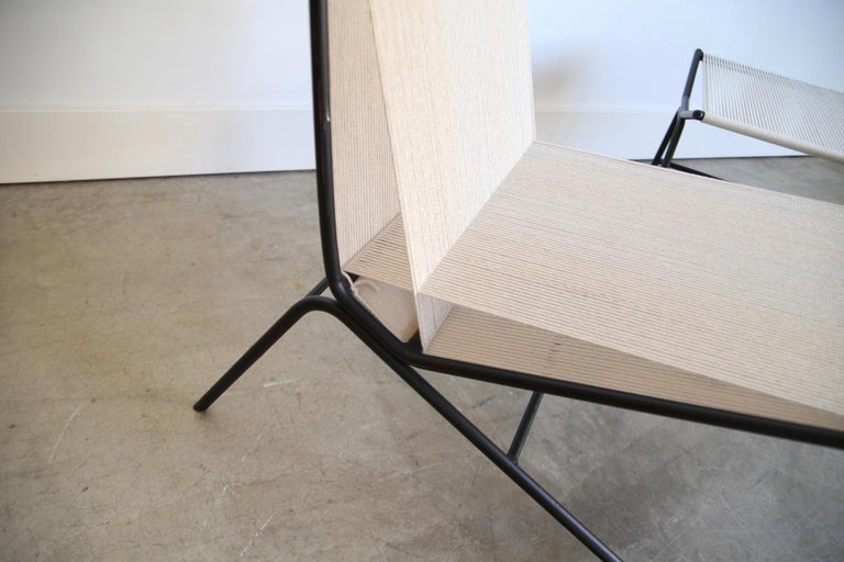 Allan Gould String Chair For Sale 3