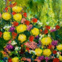 Savannah, Painting, Acrylic on Canvas