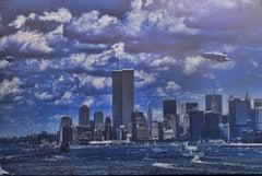 WTC Liberty Centennial Blimps