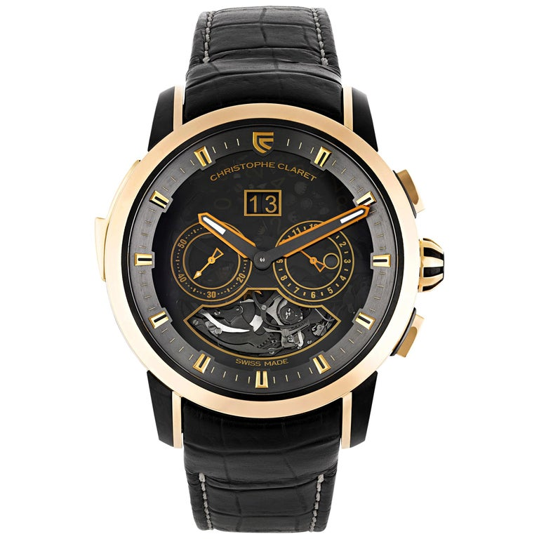 Allegro Limited Edition Watch by Christophe Claret For Sale