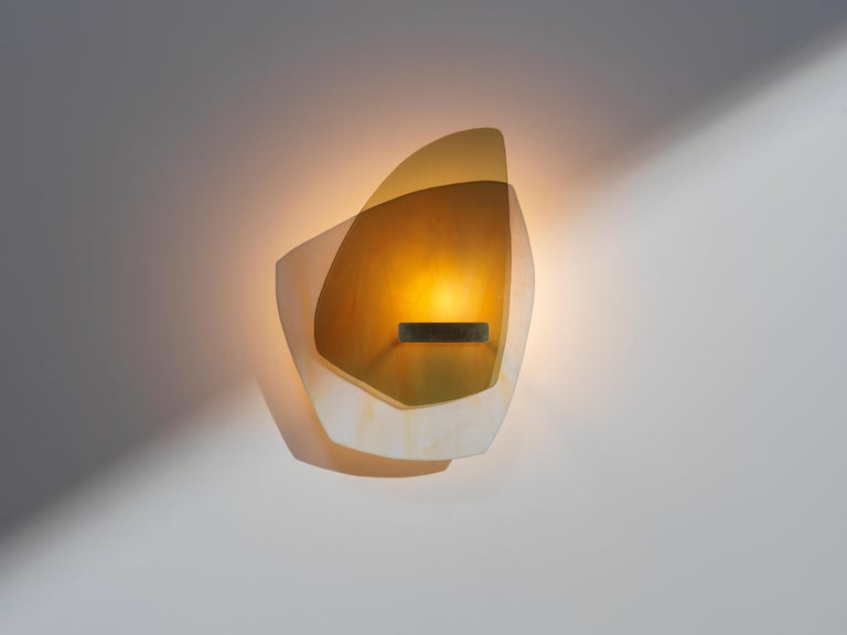 Alliance 03 Light Sculpture by Marie Jeunet In New Condition For Sale In Geneve, CH