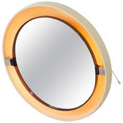 Allibert Backlit Mirror, 1970s