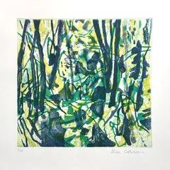 Untitled, Green by Allison Gildersleeve