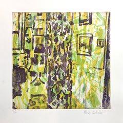 Untitled, Yellow by Allison Gildersleeve