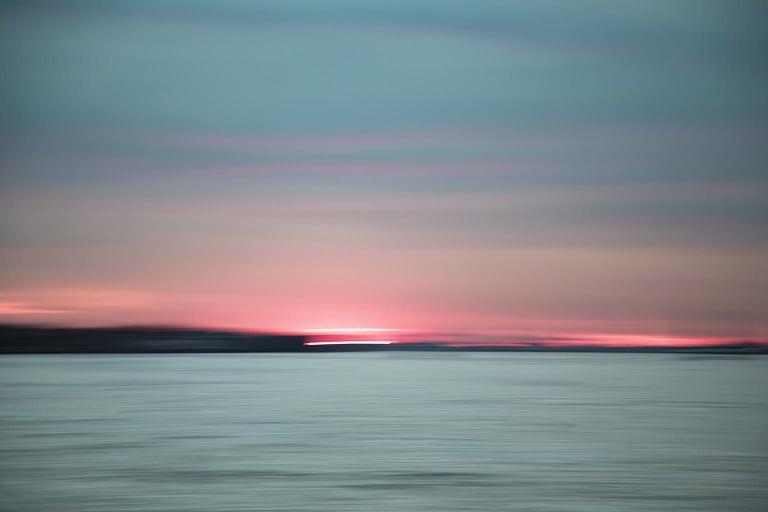 Allyson Monson Landscape Photograph - Lady's Sky, Landscape Fine Art Photography, Framed in Plexiglass, Signed