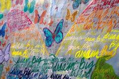 Overlapped Wings, Fine Art Photography, Framed in Plexiglass, Signed
