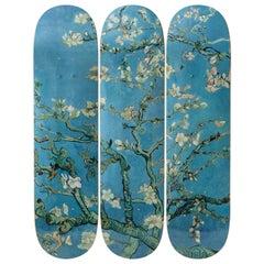 Almond Blossoms Skateboard Decks After Vincent van Gogh