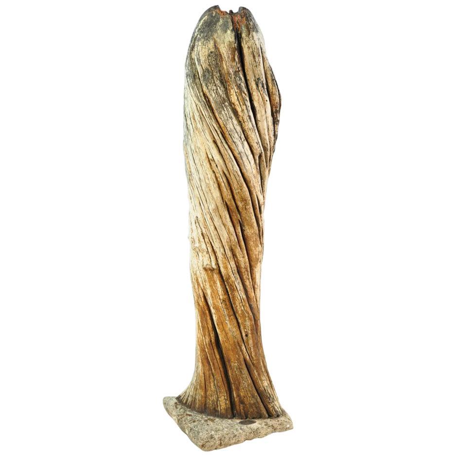 Almond Tree Sculpture