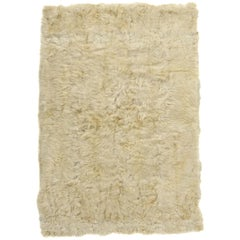 Alpaca 10x8 Rug in Alpaca Hide by The Rug Company