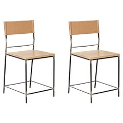 Alpha Set of Two Chairs