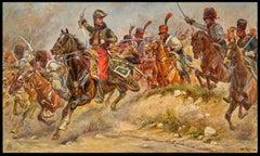 Napoleonic Battle, General Lasalle, Iena Battle, 1806