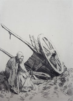 La Charrette (The Cart)