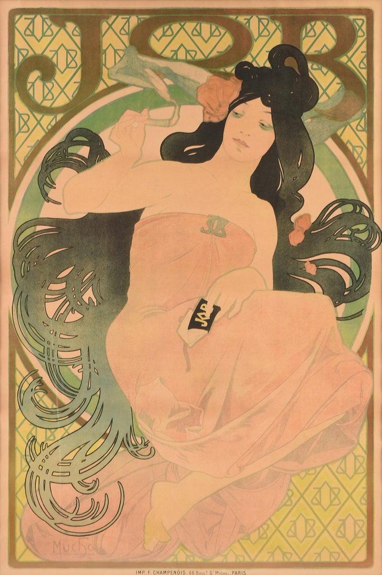 Alphonse Mucha 1898