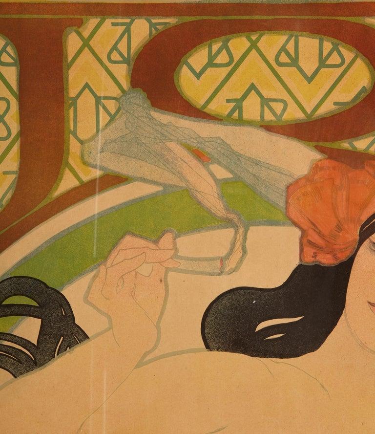 Alphonse Mucha Original