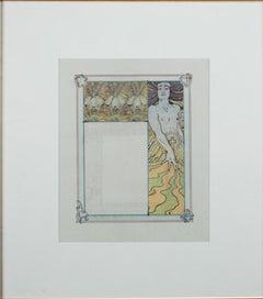 "From Ilsée, Princesse de Tripoli Recto ""Flood"" Verso ""Trials of the Pilgrimage"""