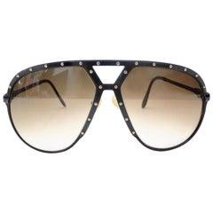 Alpina 1980s M1 Aviator Sunglasses