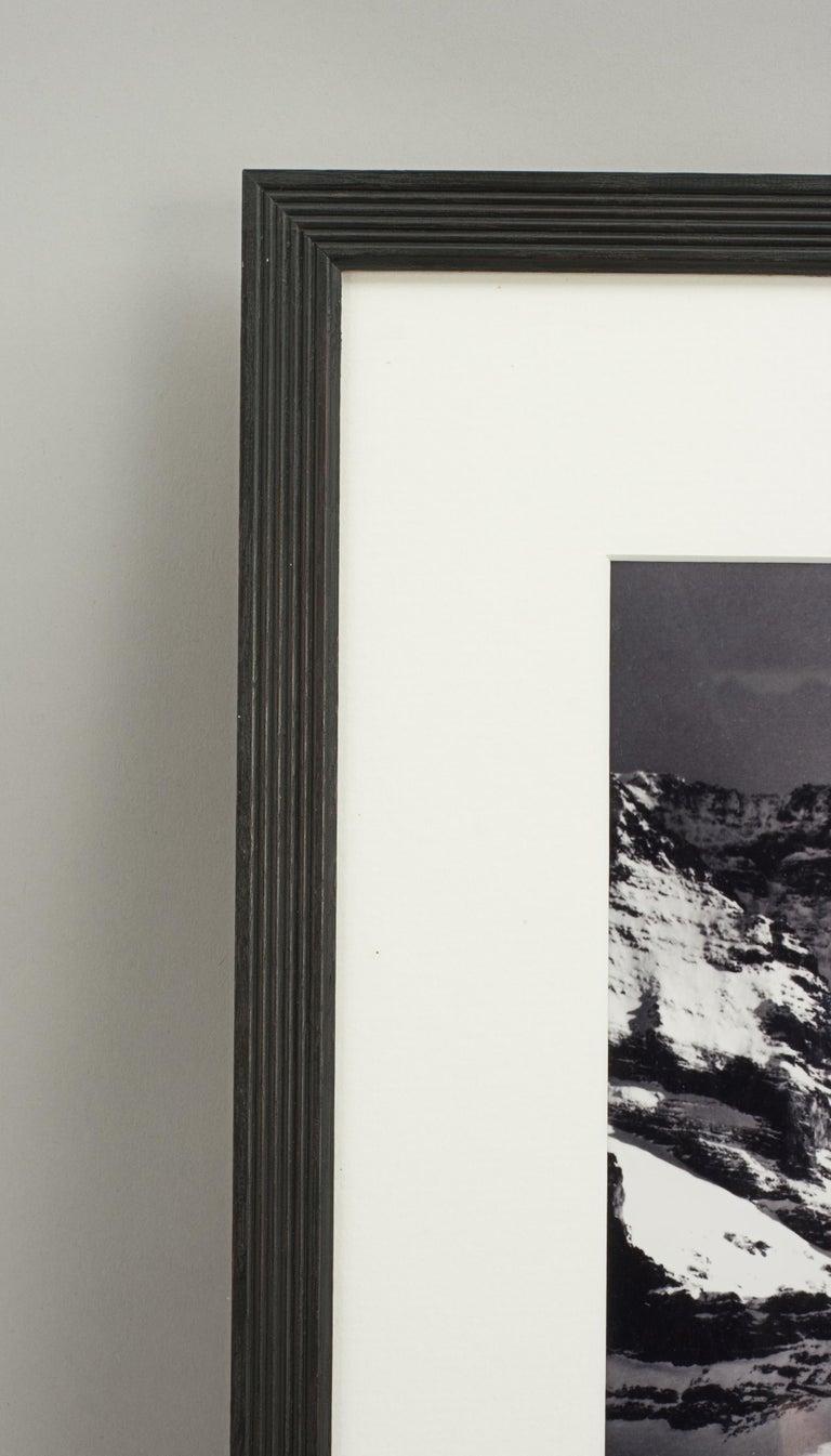 Alpine Ski Photograph, 'Matterhorn' Taken from Original 1930s Photograph For Sale 2