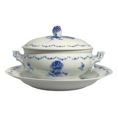 Alt Furstenberg Porcelain Lottine Round Tureen