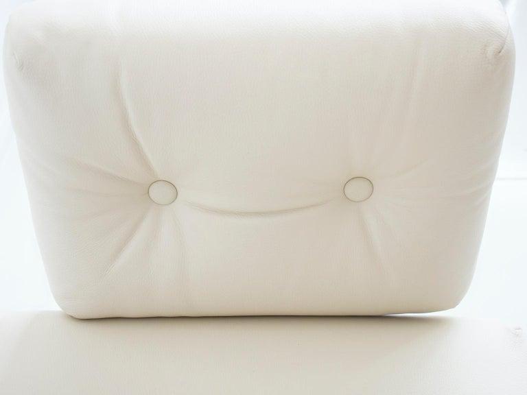 Alta Lounge Chair and Ottoman by Oscar Niemeyer 9