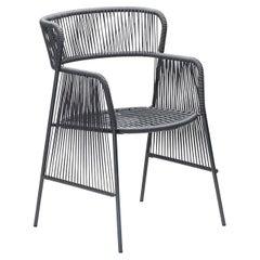 Altana SP Anthracite Chair by Antonio De Marco