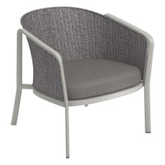 Alu-Thick Twist Rope EMU Carousel Lounge-Chair