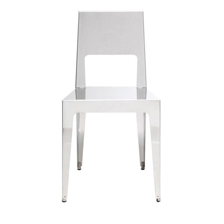 Aluchair Set of Two Chairs