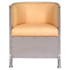 Aluminium Easy Chair