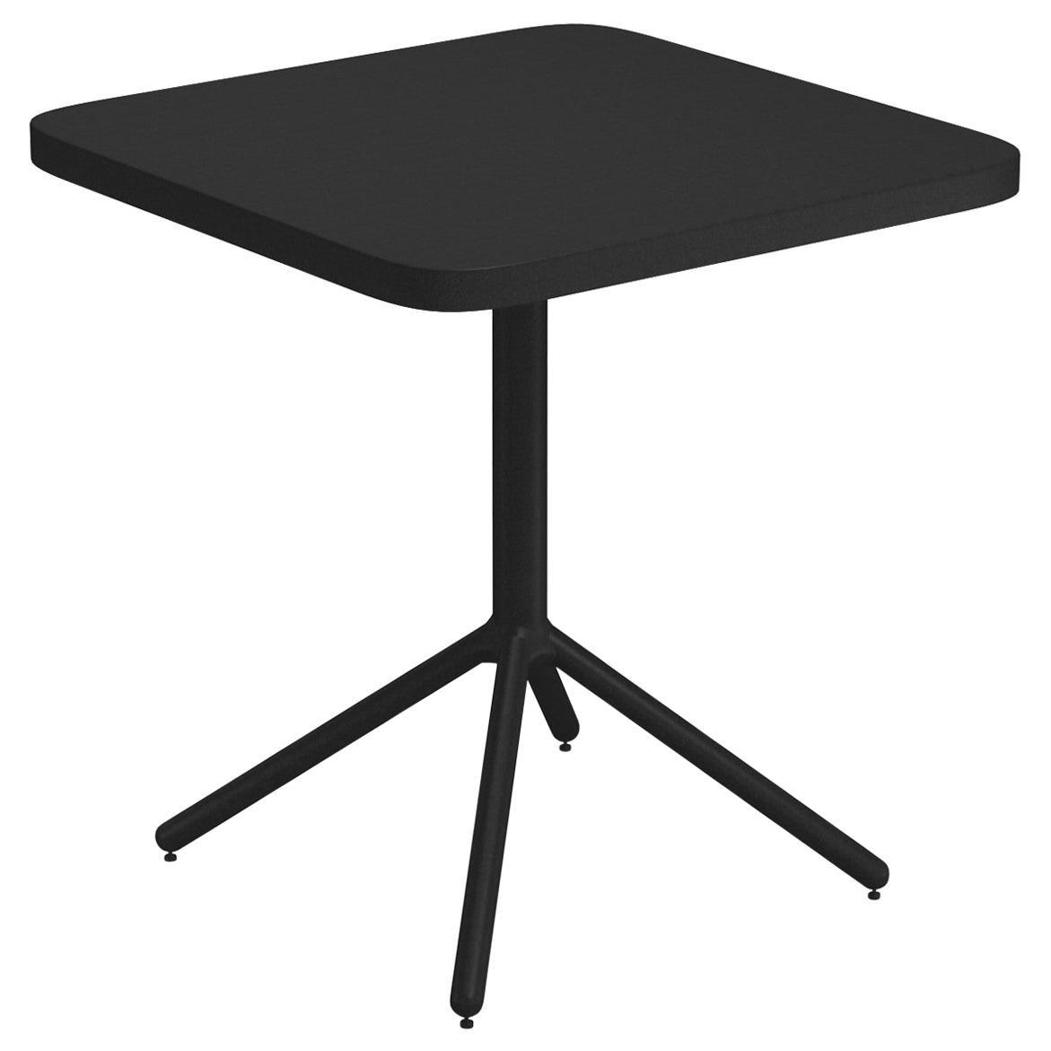 Aluminium EMU Grace Folding Square Table
