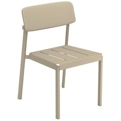 Aluminum EMU Shine Chair, Set of 4 Items