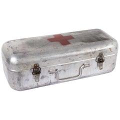 Aluminum Original Red Cross Survival Rations Box