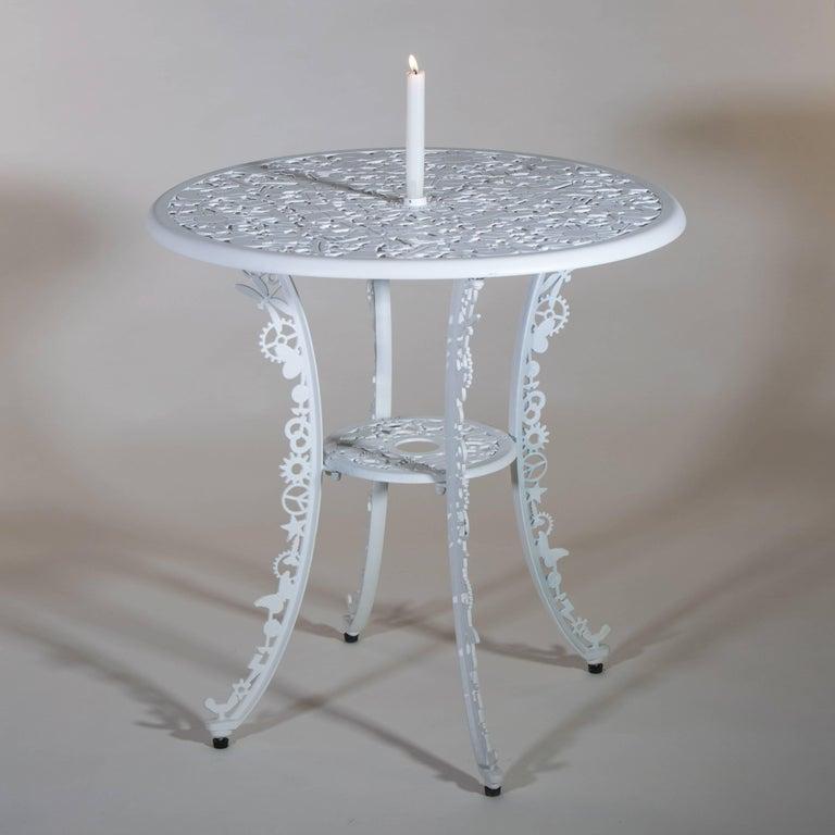 Modern Aluminium Table