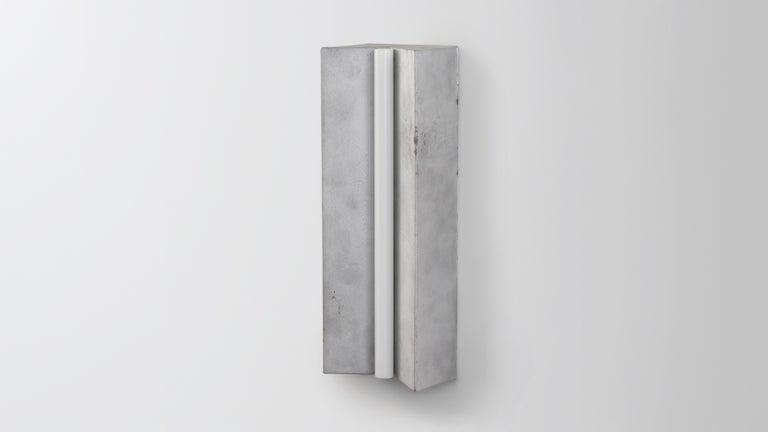 Australian Aluminum Longton by Volker Haug For Sale