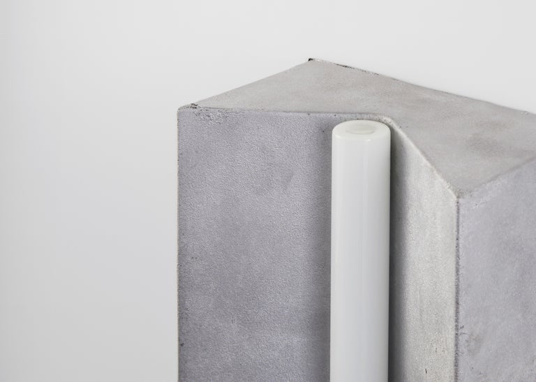 Contemporary Aluminum Longton by Volker Haug For Sale
