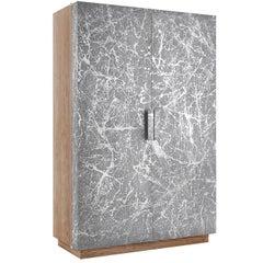 Aluminium Tall Cabinet