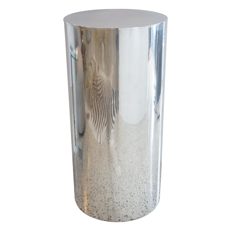 Aluminun Pedestal by Paul Mayen for Habitat