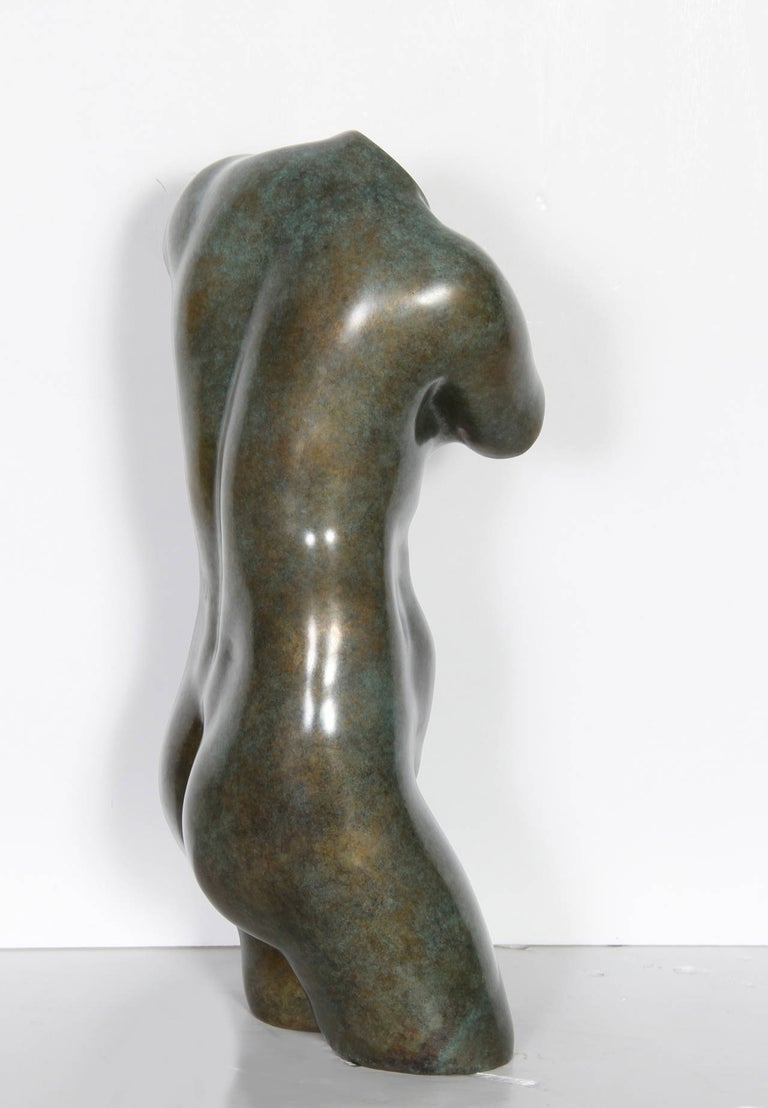 Venus - Gold Figurative Sculpture by Alva Studios