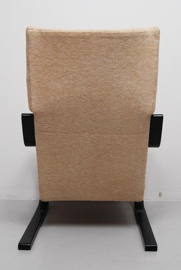 Finnish Alvar Aalto 401 Wingback Lounge Chair for Artek, Finland