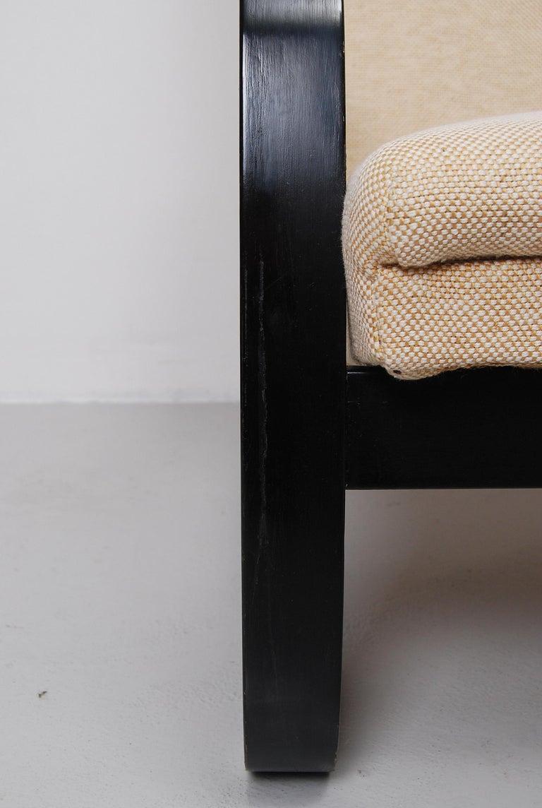 Alvar Aalto 401 Wingback Lounge Chair for Artek, Finland 2