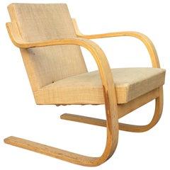 Alvar Aalto 402 Series Armchair for Artek, circa 1960