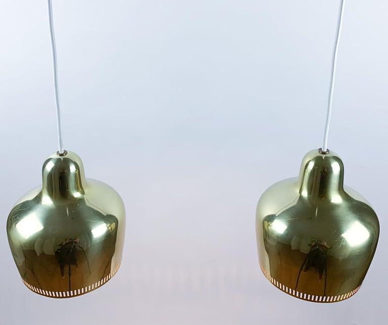 Danish Alvar Aalto, a Vintage Pair