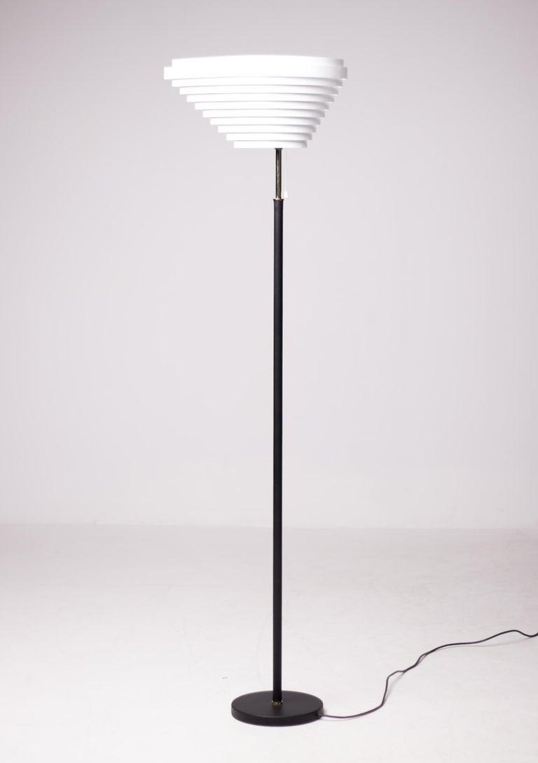 Alvar Aalto A805 Angel Wing Floor Lamp For Sale 2
