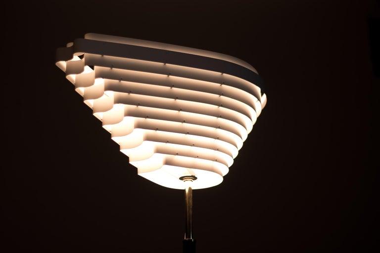 Finnish Alvar Aalto A805 Angel Wing Floor Lamp For Sale