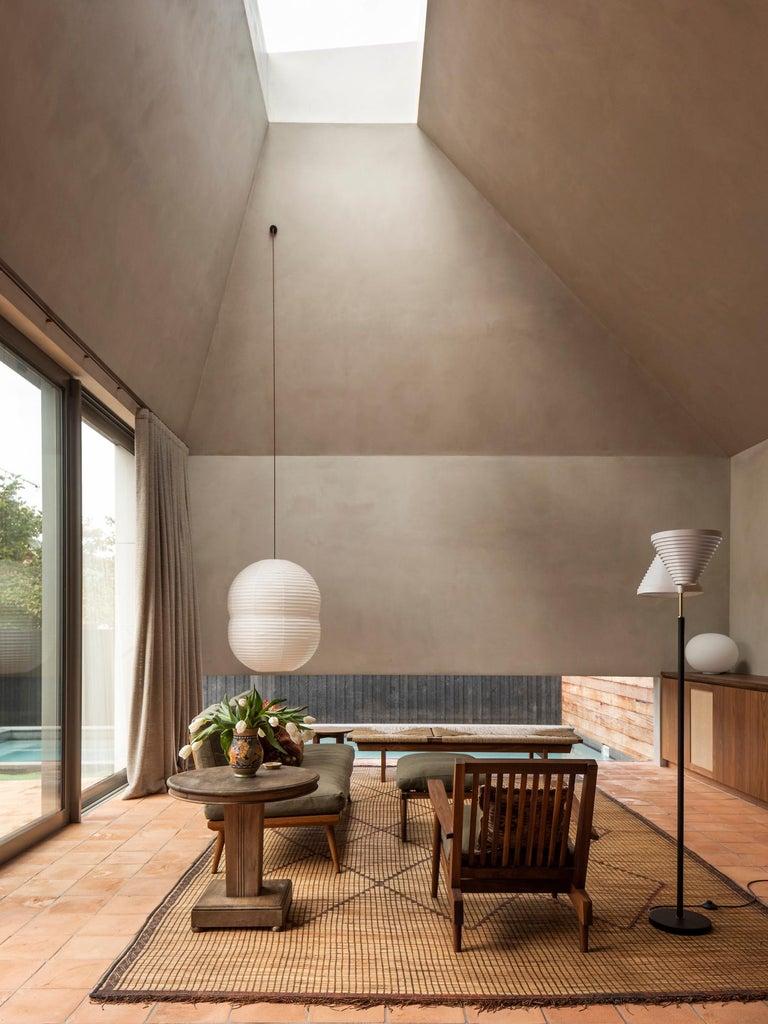 Alvar Aalto A810 Floor Lamp, Valaisinpaja Oy, Finland For Sale 4