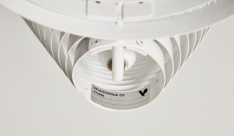 Alvar Aalto A810 Floor Lamp, Valaisinpaja Oy, Finland For Sale 1